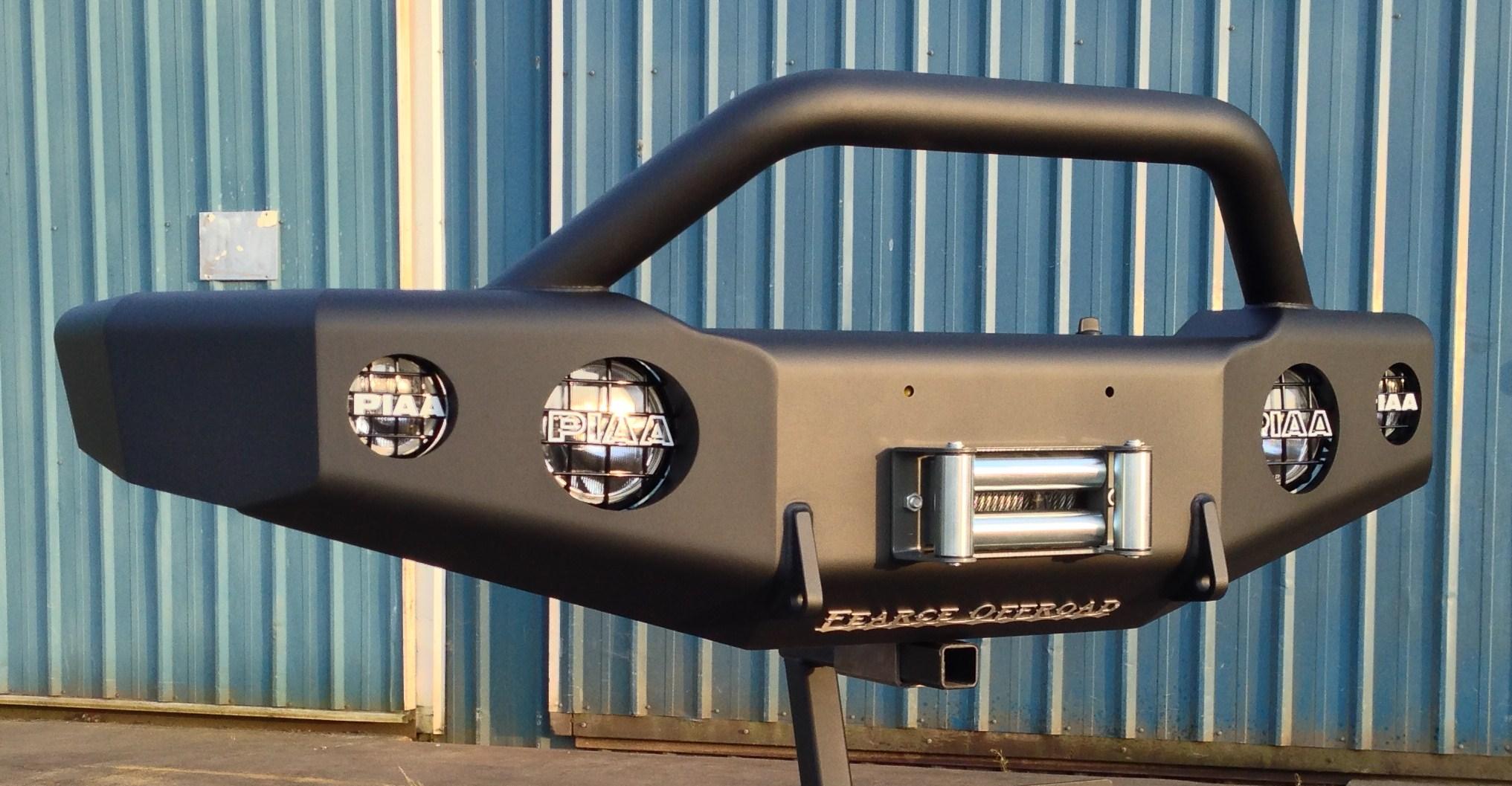 2003 Chevy Silverado Rear Bumper