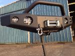 Ford Ranger Winch Bumper